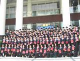 2015年函授教育学生毕业照
